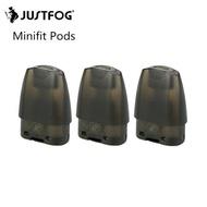 【迷霧天堂】每天出貨JustFog Minifit KIT 1.6歐姆 3入一組 空夾