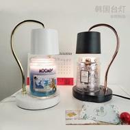 韓聚🐥韓國設計 問號檯燈 蠟燭香氛燈 北歐風 ⚗️溫控調整 暖燈 香薰燈居家香氛必備 香氛照明2合1