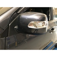 車酷中心 MITISUBISHI  ZINGER LED後視鏡蓋-素材 1800元