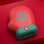 小手套可愛暖手寶充電寶兩用二合一usb迷你隨身可攜式學生冬季 生日耶誕節禮物手握捂手神器宿舍熱手寶暖手蛋