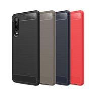 Huawei Y6 Y7 Y7s Y9 Pro Prime 2018 2019 軟殼保護殼TPU按鍵全包手機殼背蓋