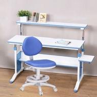 【免運-蒼盛精坊家居-C】第五代創意小天才兩件組-120cm調節桌+素養家成長椅