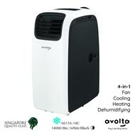 Avolta 4-in-1 Portable Aircon A015A-14C ~ 14000 Btu