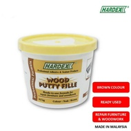 Hardex Wood Putty Filler Brown Colour 0.5kg