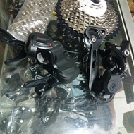 Best-selling Groupset Mini Deore M6000 Quality
