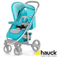 全新出清》Hauck Malibu M12 豪華手推車-湖水藍