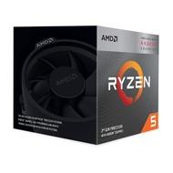 AMD Ryzen 5 3400G R5-3400G  處理器