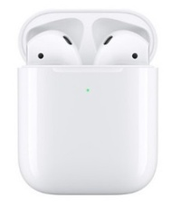 ↘滿2500折300___【 Apple原廠盒裝】AirPods 2代藍芽耳機 (搭配無線充電盒) 2019新版 台灣公司貨⧓好買網