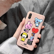 BT21 BTS ARMY Samsung s10 s9 s9plus s8 s8plus s7 S6 S5 s20 s20ultra phone case note8 note9 note10plus casing n950 n920 N960 G960 G965 G925 Cover Silicone lovely cartoon