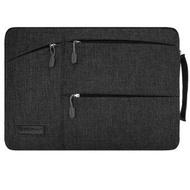 GEARMAXซองใส่แล็ปท็อปสำหรับMacBook Air,11.6นิ้วกันน้ำด้วยมือ (สีดำ)