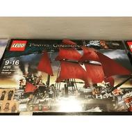 LEGO 樂高 4195 安妮皇后復仇號 海盜船