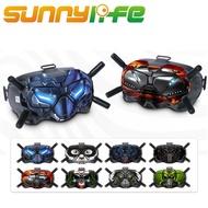 Sunnylife 賽迪斯 FPV 套装貼膜 包含主機 眼鏡 遙控器 體感搖桿 貼膜