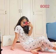 korean sleepwear terno pajama+blouse for women#sleepwear