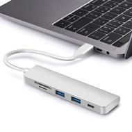 ♦▽華為筆記本轉接頭MateBook13擴展塢matebook X Pro/E拓展塢榮耀電腦USB-C轉換器連網線VGA