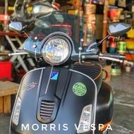 [ Morris Vespa ] Vespa 原廠 GTS GT 燻黑 透明 風鏡