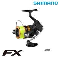 新到貨 猛哥釣具SHIMANO 19 FX1000~3000紡車式捲線器(附線) 路亞 磯釣 軟絲捲線器 酷影