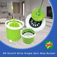 3M Scotch Brite Single Spin Mop Bucket
