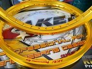 ล้อ Akeiทอง 1.4 ขอบ 17 ราคาต่อคู่