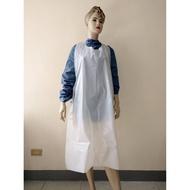 PE 拋棄式 塑料圍裙 可當隔離第一層 可減少隔離衣消耗 一包10件 一件10元 經濟實惠