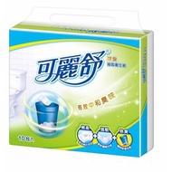 【可麗舒】除臭抽取式衛生紙(100抽x80包)