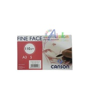 Canson Fine Face 110 Gsm & 200 Gsm A3 (Sketch Paper, Drawing Paper)