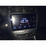 Lexus 凌志 IS250 IS300 IS350 Android 10.2吋專用主機 GPS/導航/藍芽/WIFI