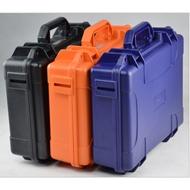เครื่องมือคุณภาพสูงผลกระทบกรณีความปลอดภัยกระเป๋าเดินทางกล่องเครื่องมือกล่องอุปกรณ์พร้...