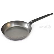 佛來板10吋(黑鐵平煎鍋、平底鍋)-台製