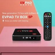 Evpad 5s and 5p MY Mc