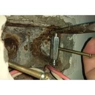 鐵盒開關插座配線盒修復  斷耳固定柱