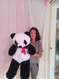 Boneka Panda Besar Jumbo 80 cm / Boneka Panda Besar