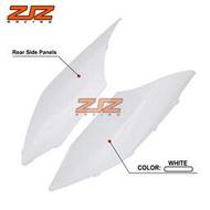 適用于CRF150L 2016-2019越野摩托車塑料件外殼車殼后側板