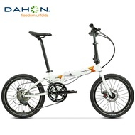 "Dahon S20 20""inch 20 Variable Speed Folding Bicycle Aluminum Alloy Ultra-light Disc Brake Adult Male And Female Student Foldable Bike kba004"