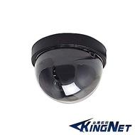 KINGNET - 監視器攝影機 【福利品】黑色 室內半球型 國際牌 700條