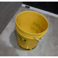 二手》近全新 乾淨 塑膠桶 水桶 原料桶 防水桶 垃圾桶 收納桶 儲物桶 5加侖 20公升 現貨 可宅配  板橋可自取
