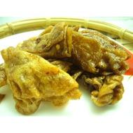 【樑記休閒食品】~ 鹹酥雞豆干 (素食可)