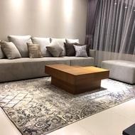 【山德力】安帝克地毯 柔軟 親膚 易整理 仿古印染地毯200x300cm(地毯 仿古 適起居室/客廳/餐廳/臥室)