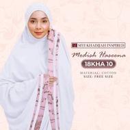 Telekung PREMIUM COTTON Siti Khadijah Modish Haseena Collection
