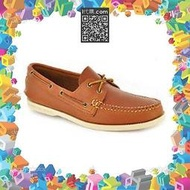 【i代購】《美國免州稅含運》 Sperry Top-Sider Mens Shoes A/O 2 Eye Limited Edition Made In Maine Tan 斯佩裡-TOP-西德爾芒?