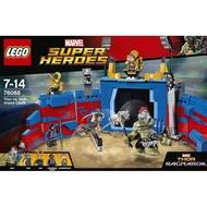 全新現貨樂高 LEGO 76088 超級英雄系列 Thor vs. Hulk: Arena Clash 無人偶 漫威