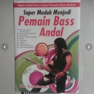 Book Super Easy To Become Bass Andal Players