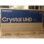 三星Crystal 4K UHD TU7000 55吋液晶電視