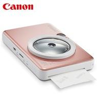 [超值組]Canon ZV-123A-RG 相印機+Canon PV-123A 迷你相片印表機