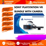 Sony PlayStation VR Bundle with Camera (CUH-ZVR2) PS4 PS5