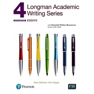 Longman Academic Writing Series 4 (5 Ed./+Access Code) 誠品