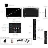 SAMSUNG 55TU8100 Smart TV 4K 55 inch (UA55TU8100)