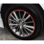 ALTIS 11~11.5代【鋁圈飾條貼膜】整捲長達12米~3M美國進口高品質車貼專用膠膜