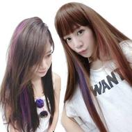 100% 真髮貼片 無痕接髮片 接髮髮片  彩色貼片 可電棒燙捲 CP 魔髮樂