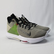 Nike LEBRON WITNESS IV EP 籃球鞋 CD0188200 男款 綠 大尺碼【iSport愛運動】