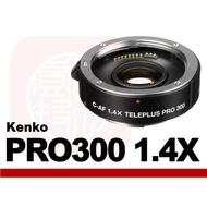 【壹玖柒伍】Kenko DGX PRO - 300 1.4X 加倍鏡 增倍鏡 canon nikon sony
